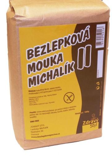 Bezlepková mouka Michalík pro celiaky, bezlepkové vaření, pečení, bezlepkovou dietu