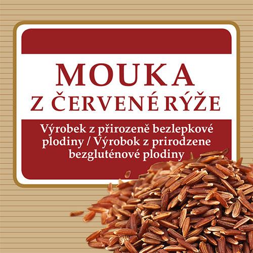 Mouka z červené čočky 250g Adveni je vhodná pro celiaky, bezlepkové vaření, pečení, bezlepkovou dietu.