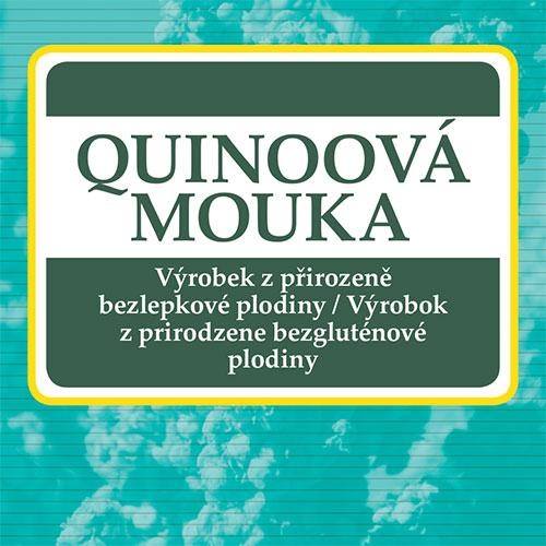 Quinoa vyniká vysokým obsahem bílkovin a vlákniny, z minerálních látek obsahuje hlavně velké množství fosforu, vápníku, hořčíku, železa, zinku, draslíku.